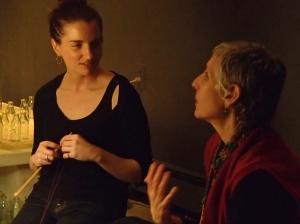 Sarah + Catherine